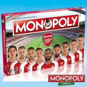 Monopoly Arsenal F.C.