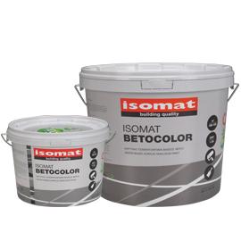 isomat betocolor ακρυλικα χρωματα