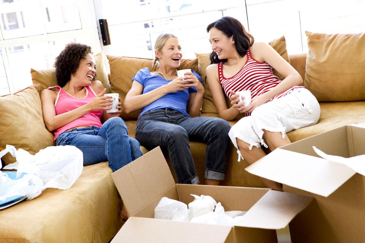 Normas bsicas para convivir en un piso compartido