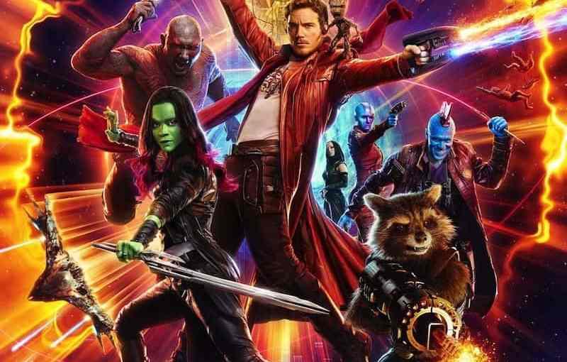 Guardians of the Galaxy Vol 2 Header
