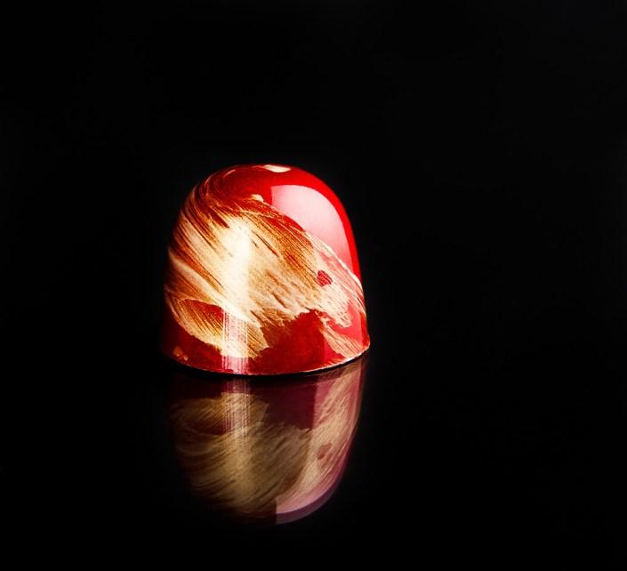 GRANITA Pomegranate Ganache