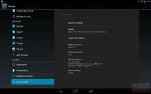 accessibilité android 4.2.2