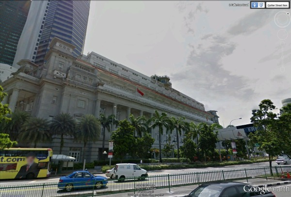 Singapour-google-earth-street-view-fullerton