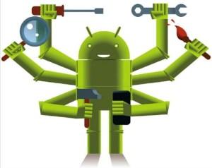 Nouveaux réglages sous android
