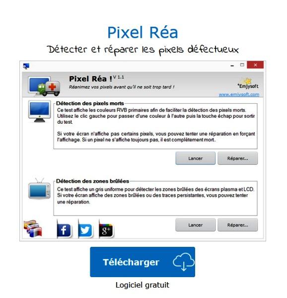 Logiciel Pixel Réa