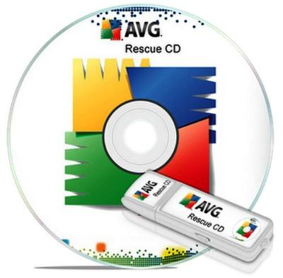 AVG Rescue CD