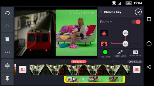 appli video kinemaster