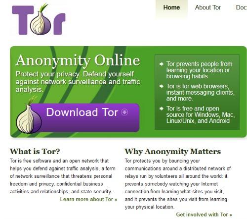 Logiciel Tor
