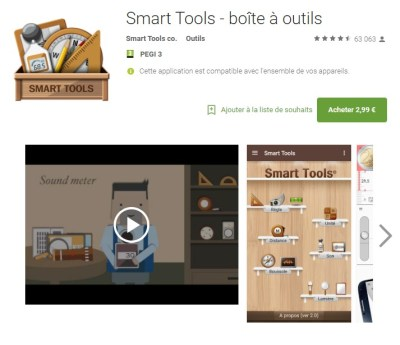 Application Smart Tools