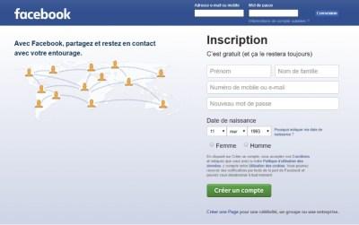 Page Facebook officielle