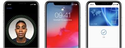 Déverrouiller l'iPhone avec Face ID