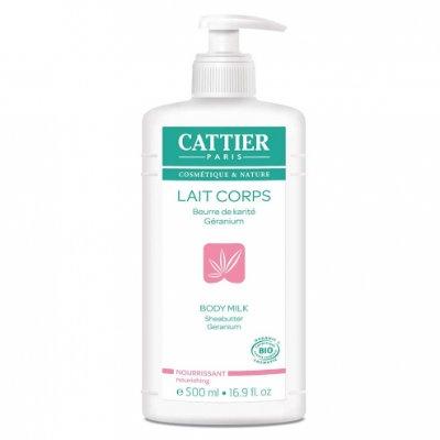 Cattier - Lait corps nourrissant- astuce beauté pour prolonger son bronzage - Mon peau de crème- Emonoé
