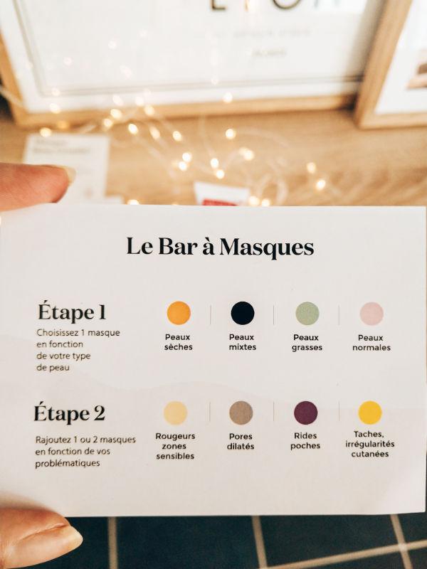 Comment bien appliquer un masque et un gommage - Mon peau de crème - émonoé - Akane multimasking