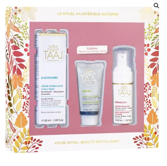 Idées cadeaux moins de 30€ - Taaj - Mon peau de crème - Émonoé - Blogueuse Lyonnaise - Ateliers beauté et maquillage- Lyon