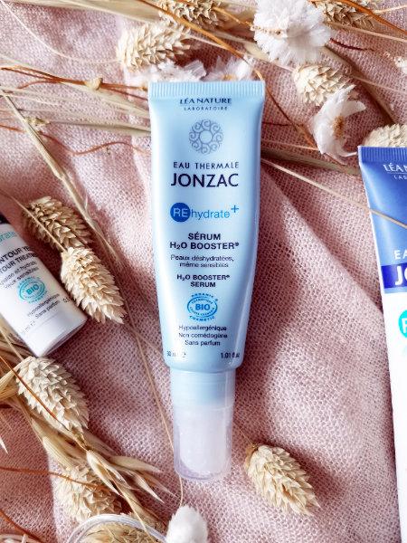 Mon peau de crème- Routine de soins acné hormonal serum hydratant Jonzac- Conseils et astuces beauté