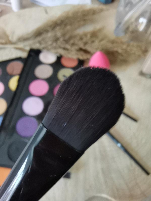Pinceaux maquillage by passion beauté - Avis - pinceau teint - Mon peau de crème