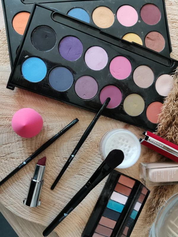 Pinceaux maquillage by passion beauté - Avis - pinceau teint, pinceau yeux, pinceau lèvres - Pinceaux pas cher - Mon peau de crème