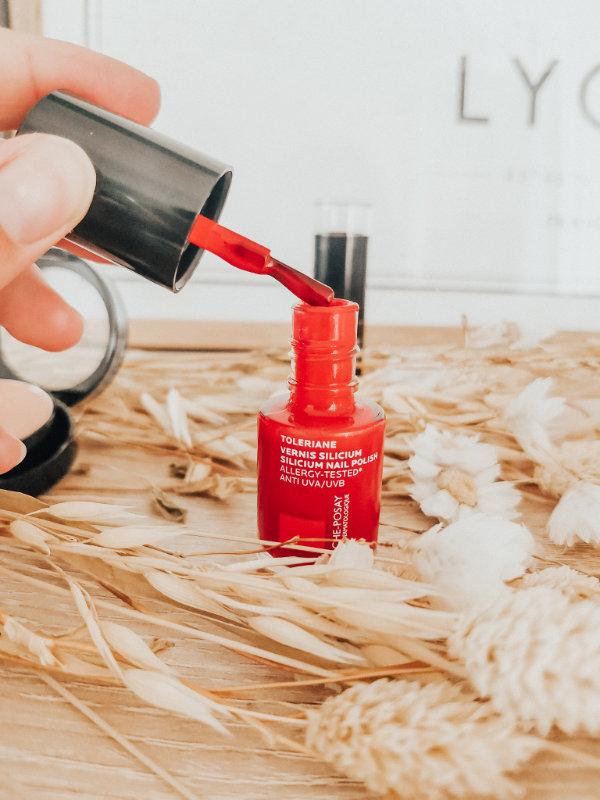 vernis tolériane silicium ongles mous - Mon peau de crème