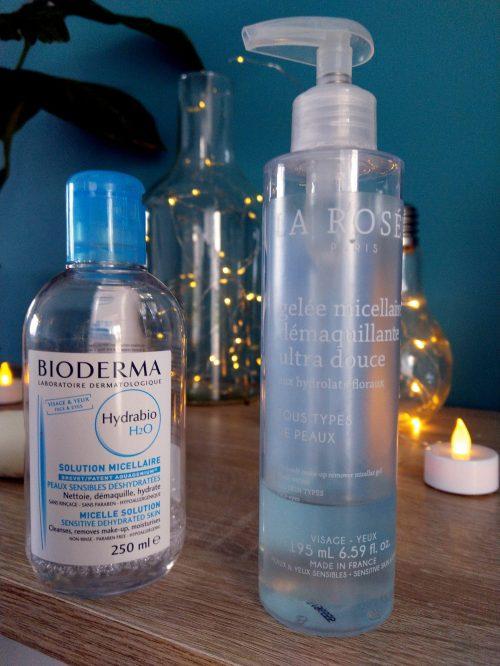 Les nettoyants et démaquillants de la peau pour l'hiver