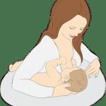 positions d'allaitement