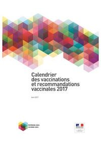 calendrier vaccinal 2017