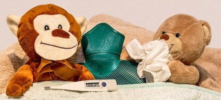 Grippe : comment traiter mon enfant