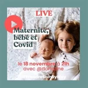Bébé et COVID