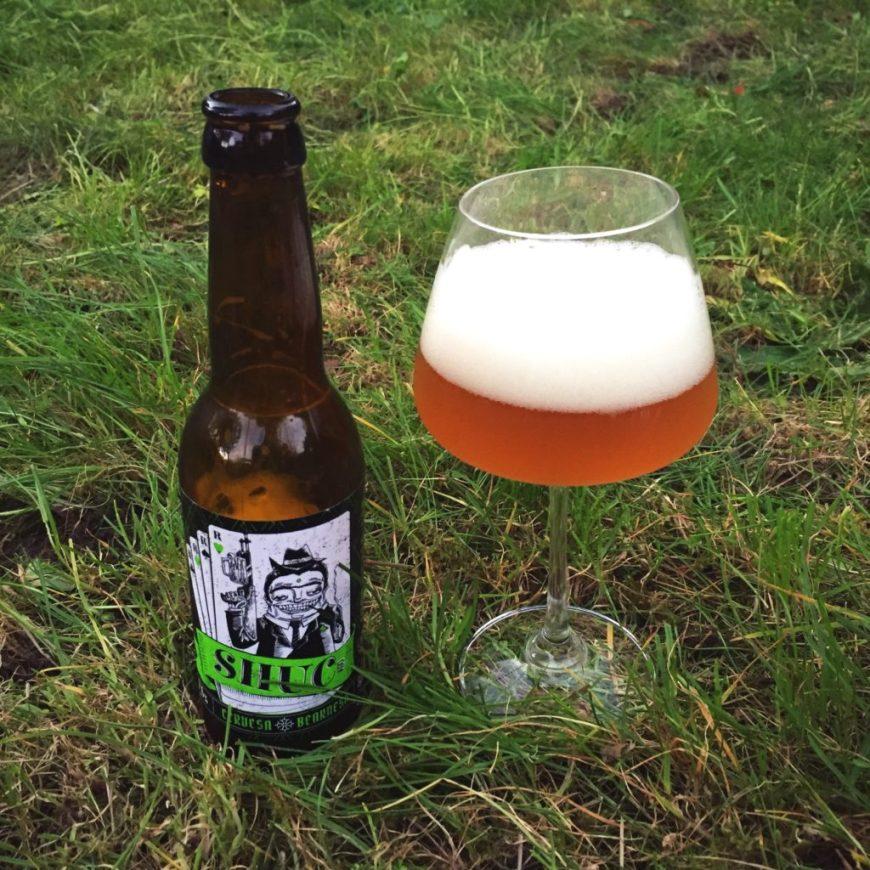 La Shuc IPA, bière artisanale paloise