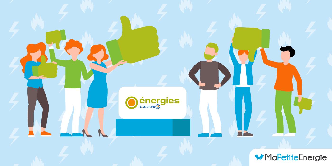 Avis Energies E Leclerc Quels Retours Sur L Offre D Electricite Verte