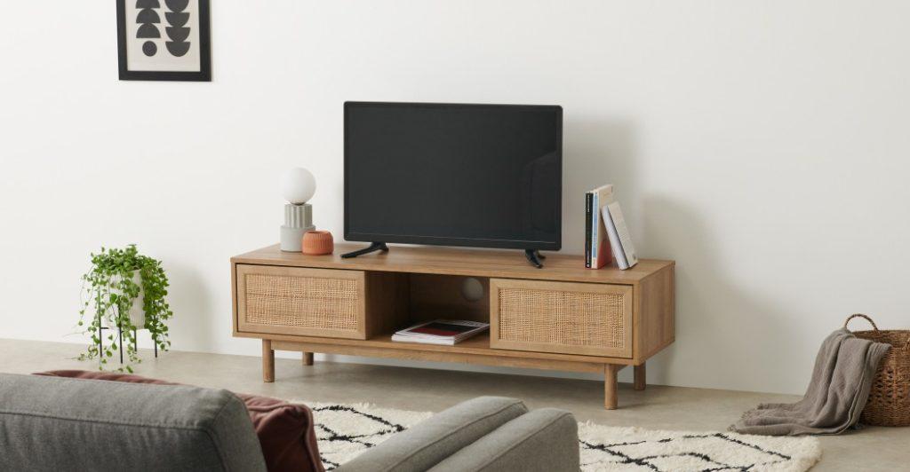 tendance les meubles en cannage rotin