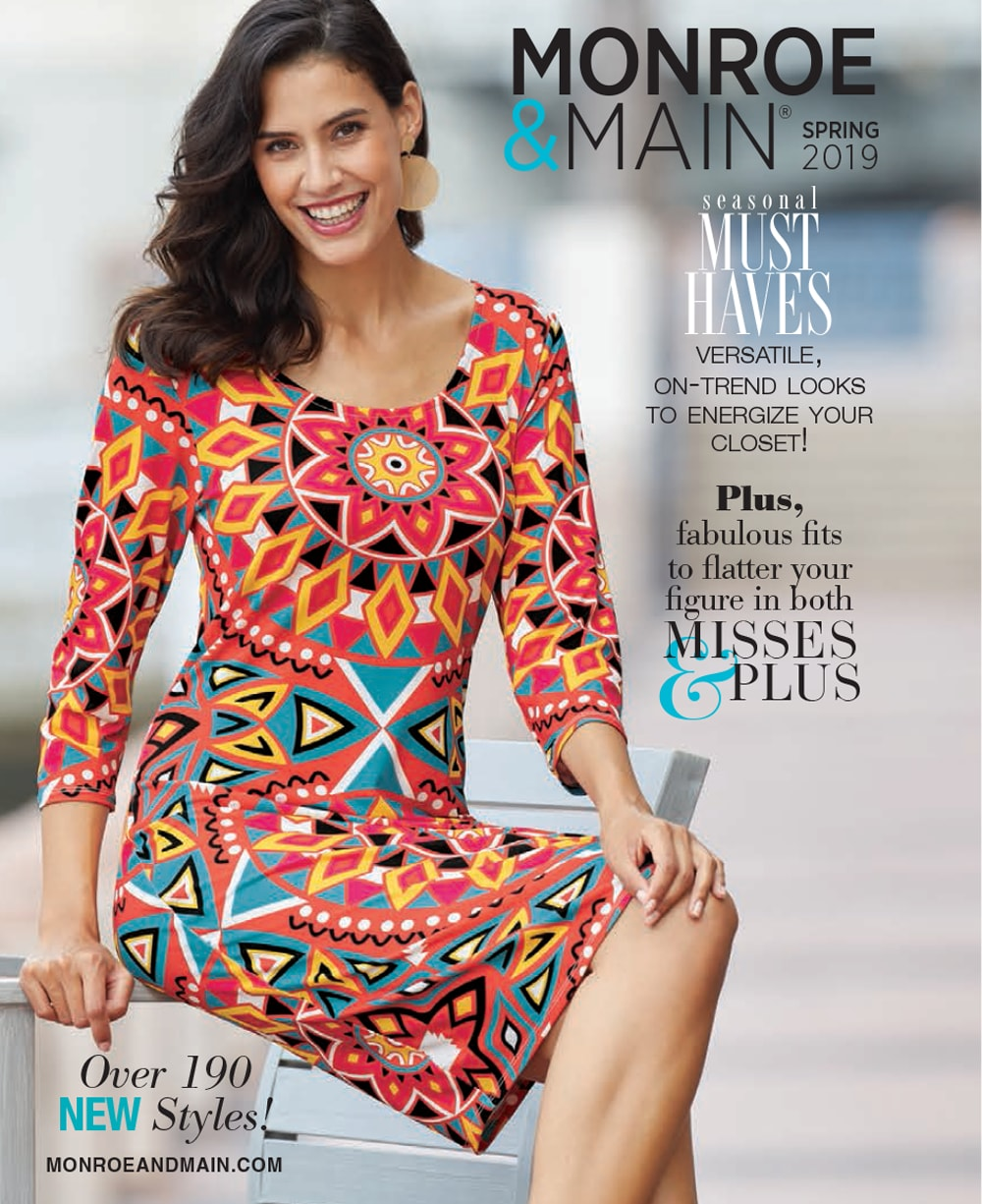 Womens Clothing Catalogs Online
