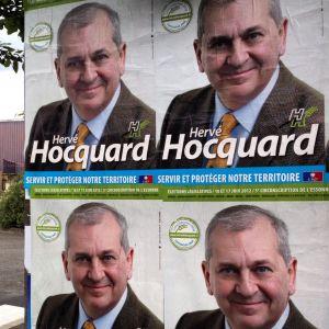 Herve Hocquard Legislative