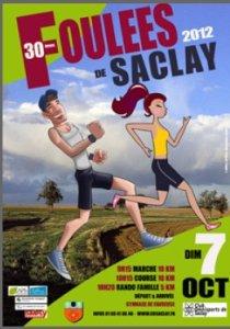 foulées de Saclay