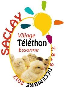 Saclay village telethon