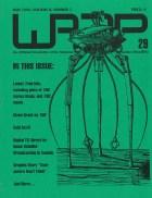 Cover WARP 29