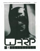 WARP 3 Batman cover