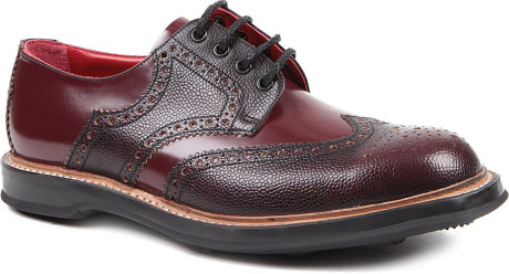 chaussures anglaises brogues