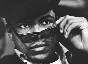 Mohamed Ali lunettes