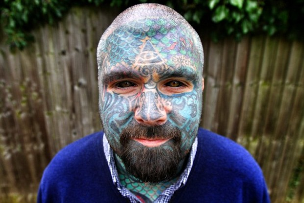 Matthew Whealan AKA Body Art
