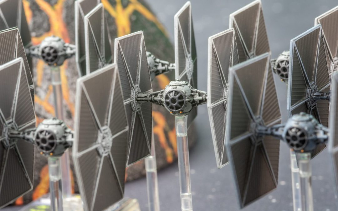 Star Wars : X-Wing – Le chasseur TIE