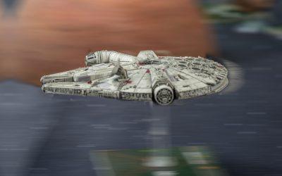 Star Wars : X-Wing – Le Faucon Millenium