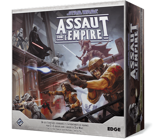 Star Wars - Assaut sur l'Empire