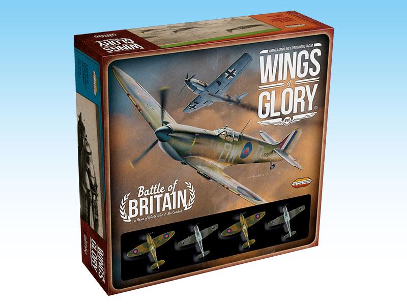 Wings of Glory Battle of Britain a trouvé son éditeur français !