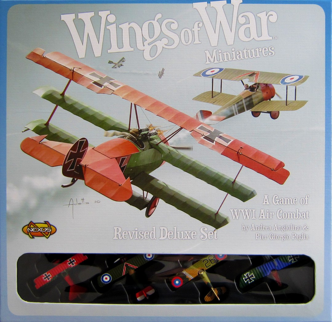 Wings of War Revised Deluxe Set