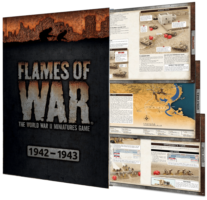 Flames of War 4e Edition
