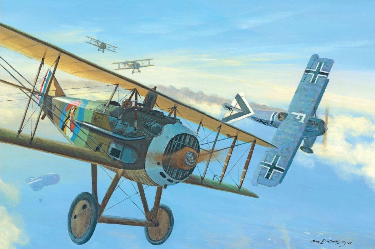 Spad 13 VS Fokker D.VII