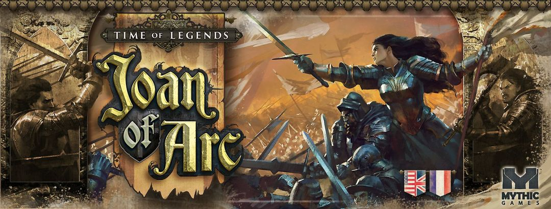 Time of Legends - Joan of Arc