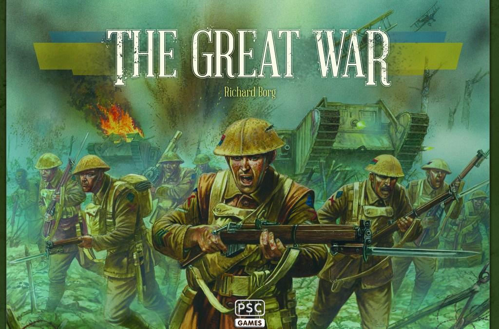 The Great War – Campagne Kickstarter pour la VF !