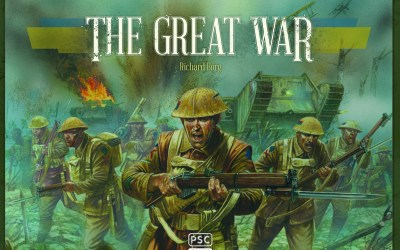 The Great War – Campagne Kickstarter pour la VF !