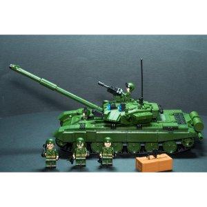 Tank russe T-90A - 456 pièces